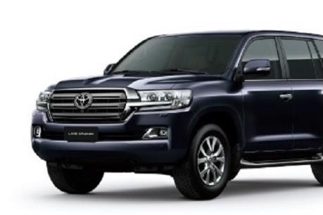 Bổ sung tiện ích, Toyota Land Cruiser 2020 có giá bán 4,038 tỷ đồng