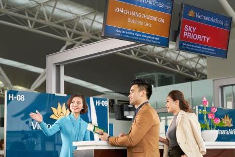 Vietnam Airlines Group tăng thêm 230.000 chỗ phục vụ Tết Nguyên đán