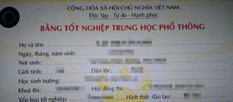 Lai Châu: Sẽ xử lý nghiêm Trưởng phòng Cảnh sát Kinh tế sử dụng bằng giả