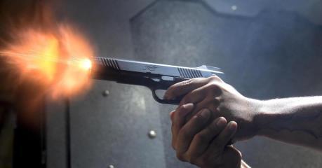Xả súng tại tòa ở Thái Lan