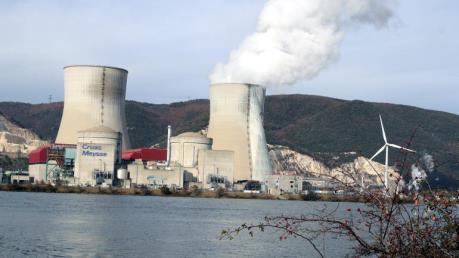 Tạm ngừng 3 lò phản ứng hạt nhân sau động đất ở Pháp
