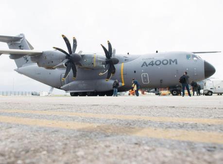 Đức từ chối tiếp nhận 2 máy bay vận chuyển Airbus A400M