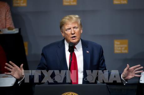 Mỹ sẽ xử các vụ liên quan hồ sơ thuế thu nhập của Tổng thống Trump
