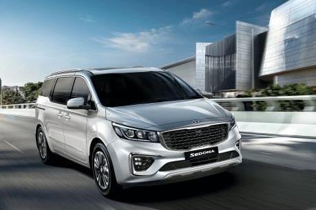 Kia Việt Nam ưu đãi đến 60 triệu đồng cho khách mua xe