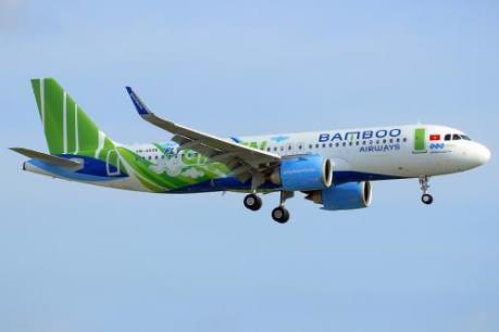Bamboo Airways tăng gần 700.000 chỗ dịp Tết Canh Tý