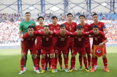 Trực tiếp bóng đá Việt Nam - UAE