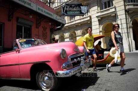 Cuba đẩy mạnh khai thác thị trường du lịch Trung Quốc