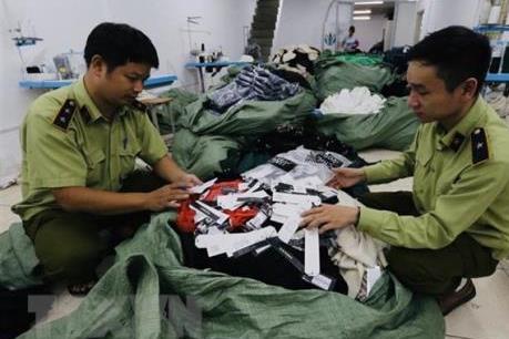 Hà Nội tập trung xử lý hàng giả dịp Tết Canh Tý 2020
