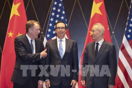 Trung Quốc: Thỏa thuận thương mại giai đoạn 1 với Mỹ sẽ ký vào tuần tới
