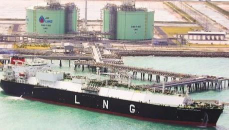 Thái Lan sẽ chi hơn 800 triệu USD cho kho chứa LNG trên biển đầu tiên
