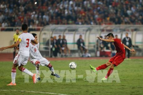 World Cup 2022: Tuyển Việt Nam nhận thưởng 5,6 tỷ đồng sau trận thắng UAE