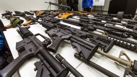 Nhiều súng đạn bị trộm khỏi tòa nhà chính phủ Thụy Điển