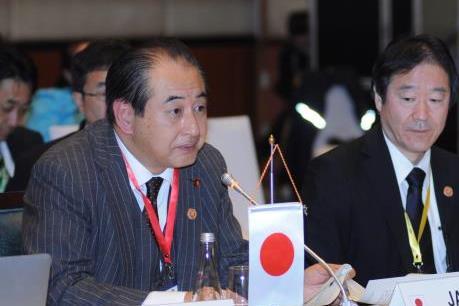Thúc đẩy hợp tác giao thông vận tải ASEAN với Nhật Bản