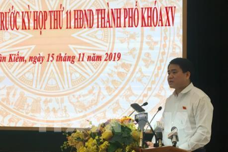 Chủ tịch UBND Tp Hà Nội: Không có lợi ích nhóm trong Dự án nhà máy nước mặt sông Đuống