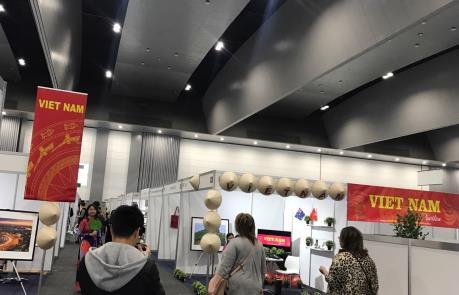 Giày da Việt Nam nhận được sự chú ý từ các bạn hàng quốc tế