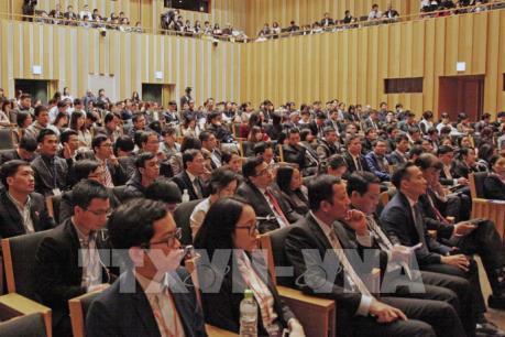 """Gần 1.000 trí thức Việt tại Nhật Bản hiến kế thực hiện """"Make in Vietnam"""""""