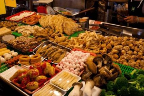 """Khám phá những khu chợ đêm """"không ngủ"""" ở Đài Loan (Trung Quốc)"""