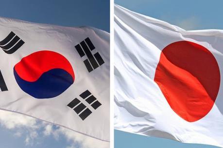 Thâm hụt thương mại Hàn-Nhật có thể giảm xuống thấp nhất trong 16 năm