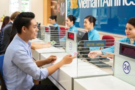 Bay không hành lý ký gửi, giá hấp dẫn trên Vietnam Airlines chặng Hà Nội – Tp. Hồ Chí Minh