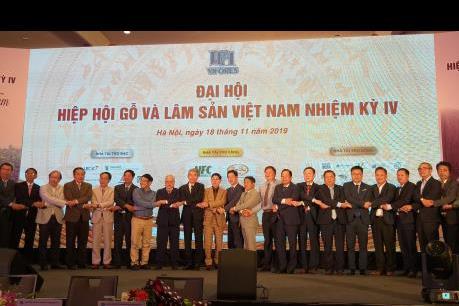 Vifores hỗ trợ doanh nghiệp gỗ đẩy mạnh xúc tiến thương mại