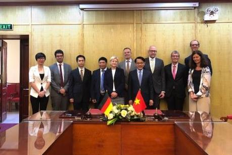 Đức sẽ hỗ trợ Việt Nam hơn 200 triệu euro cho tăng trưởng bền vững