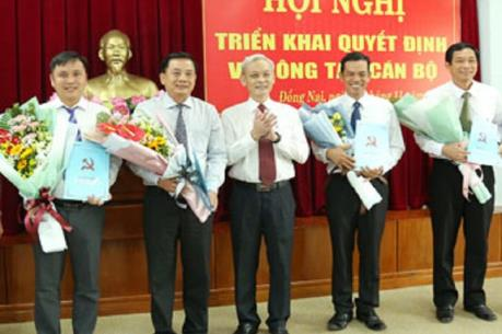 Bổ nhiệm Trưởng ban Nội chính Tỉnh ủy Đồng Nai mới thay ông Hồ Văn Năm bị cách chức