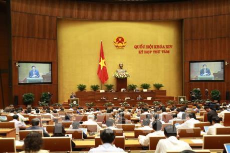 Hôm nay Quốc hội Biểu quyết Bộ luật Lao động (sửa đổi)
