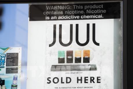Bang New York kiện hãng sản xuất thuốc lá điện tử Juul Labs