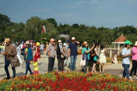 Tu sửa, chỉnh trang đô thị phục vụ Festival Hoa Đà Lạt 2019