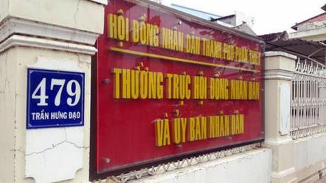 Xem xét kỷ luật một số cán bộ liên quan sai phạm đất đai tại Phan Thiết, Bình Thuận
