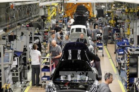 Yếu tố Trung Quốc trong tăng trưởng kinh tế Đức