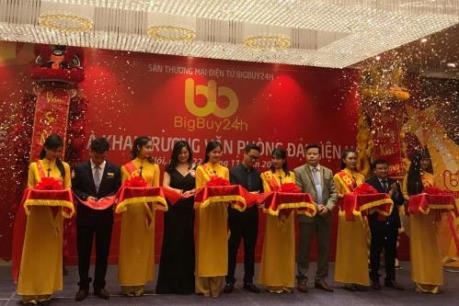 """Ứng dụng mua sắm Bigbuy24h """"phủ sóng"""" tại Hà Nội"""