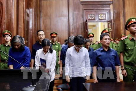 Vụ án Ngân hàng Đại Tín giai đoạn 2: Hứa Thị Phấn lĩnh thêm 20 năm tù