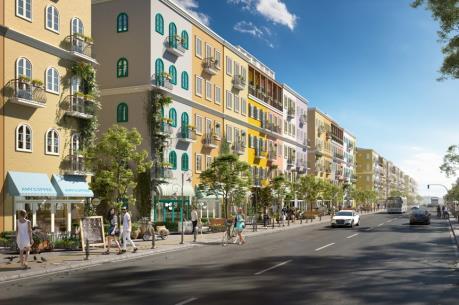Ngỡ ngàng Phú Quốc có khu đô thị quy hoạch ô bàn cờ