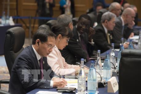 Việt Nam tham dự Hội nghị Bộ trưởng Ngoại giao G20 ở Nhật Bản