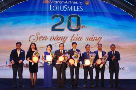 Vietnam Airlines cán mốc với 3 triệu hội viên Bông Sen Vàng