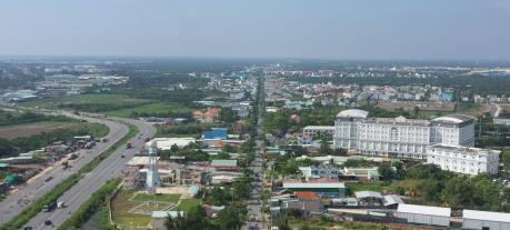 Nhiều tiềm năng phát triển thị trường nhà ở huyện Nhà Bè, Tp. Hồ Chí Minh