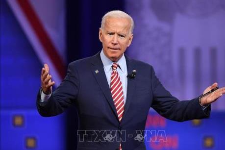 """Ông Joe Biden kêu gọi các thượng nghị sĩ """"can đảm"""" tham gia điều trần luận tội tổng thống"""