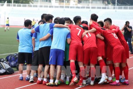 SEA Games 30: VFF đổi khách sạn, U22 Việt Nam thảnh thơi chờ trận khai màn