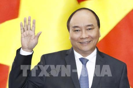 Thủ tướng Nguyễn Xuân Phúc lên đường thăm chính thức Myanmar