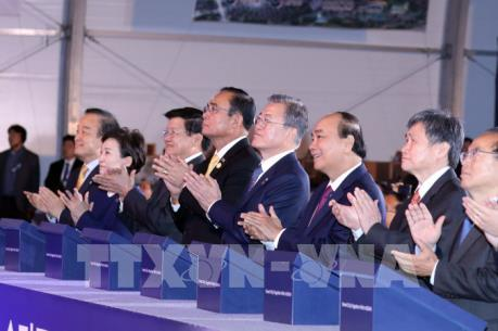 Giai đoạn mới trong hợp tác ASEAN-Hàn Quốc