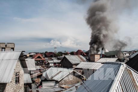 Vụ rơi máy bay tại CHDC Congo: 29 người đã thiệt mạng