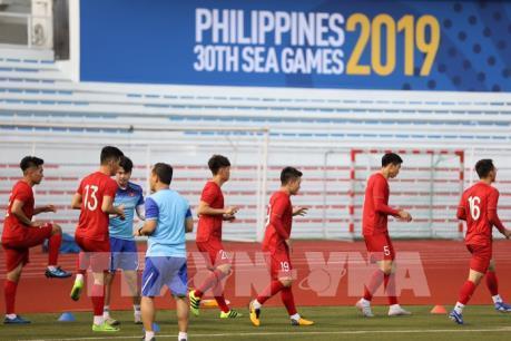 SEA Games 30: Hé lộ về đội hình ra quân của U22 Việt Nam