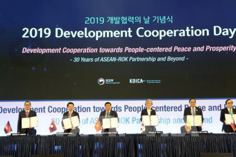 Hội nghị Cấp cao ASEAN - Hàn Quốc: Thành lập hội đồng tư vấn về thành phố thông minh