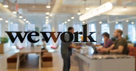 Softbank chuẩn bị chào mua công khai cổ phiếu của WeWork