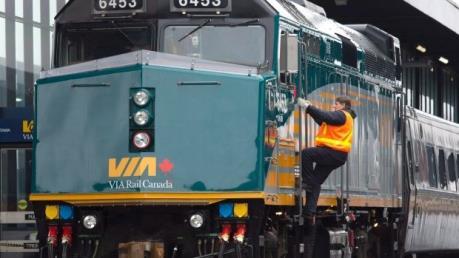 Cuộc đình công của nhân viên đường sắt Canada bước sang ngày thứ 7