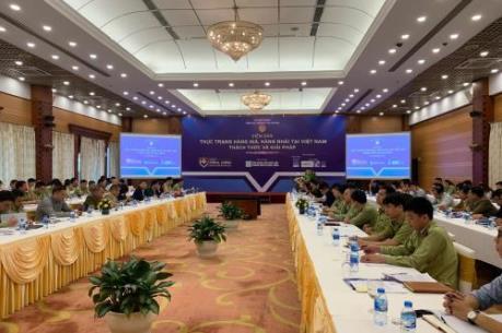 Làm sao để ngăn chặn hiệu quả hàng giả, hàng nhái tại Việt Nam?