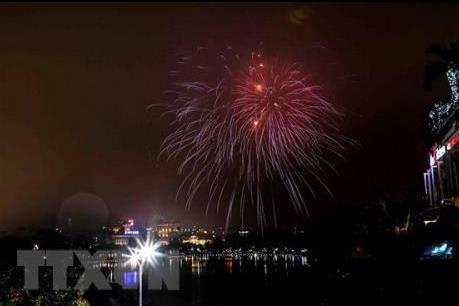 Các điểm bắn pháo hoa Tết Canh Tý 2020 ở Hà Nội