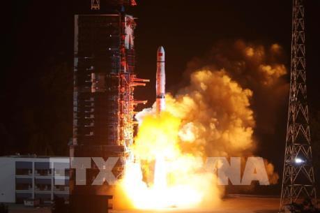 Thiết bị thăm dò trên vệ tinh Queqiao của Trung Quốc bắt đầu hoạt động