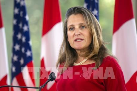 Canada nỗ lực thúc đẩy việc phê chuẩn NAFTA 2.0 tại Quốc hội Mỹ